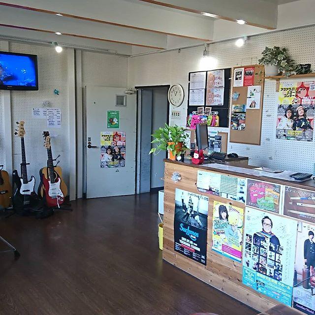 引山店です!本日はお昼のみの営業となっております!よろしくお願いします! #スタジオ #リハーサルスタジオ #名古屋 #千種区 #名東区 #守山区 #尾張旭 #瀬戸 #レコーディングスタジオ #リハスタ #引山 #バンド #音楽 #音楽好きな人と繋がりたい #楽器店 #楽器修理