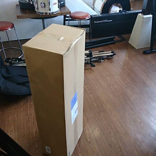 店長復活!スタジオの備品新しくします。