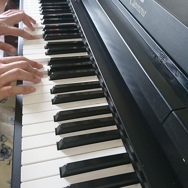 引山店です!今日はまだまだ予約取れますので是非お電話を!ピアノ楽しいですね!#スタジオ #リハーサルスタジオ #名古屋 #千種区 #名東区 #守山区 #尾張旭 #瀬戸 #レコーディングスタジオ #リハスタ #引山 #バンド #音楽 #音楽好きな人と繋がりたい #楽器店 #楽器修理